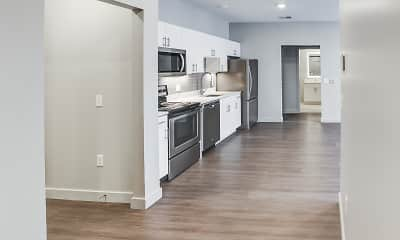 Kitchen, VIDA Apartments & Townhomes, 0