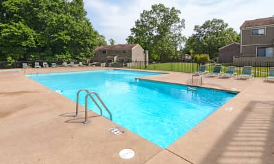 Pool, The Glen Townhomes, 1