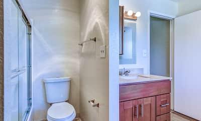 Bathroom, Koi Creek, 2