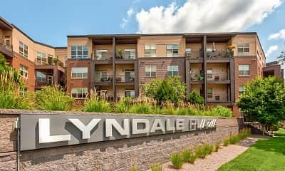 Community Signage, Lyndale Plaza, 2