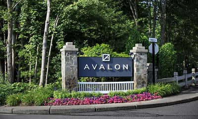 Community Signage, Avalon Oaks and Oaks West, 2