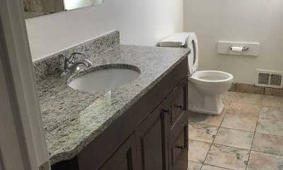 Bathroom, R.O.C. Apartments and Rental Homes, 2