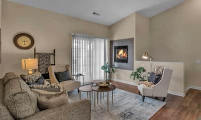 Living Room, Renaissance Place, 1