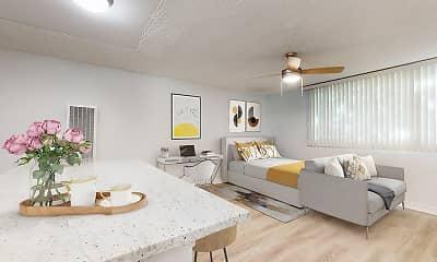 Living Room, Casa Granada, 1