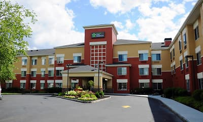 Building, Furnished Studio - Hanover - Parsippany, 1