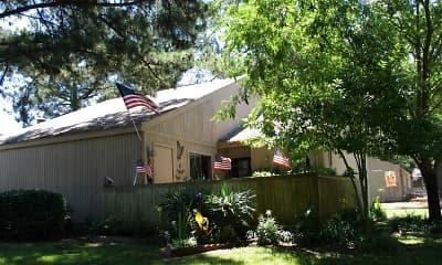 Landscaping, Cedar Ridge Patio Homes, 1