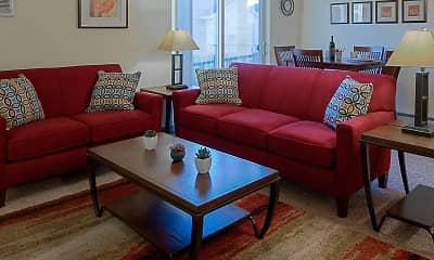 Living Room, Meadow Ridge, 2