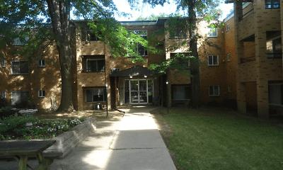 Building, Shamrock Apartments, 1