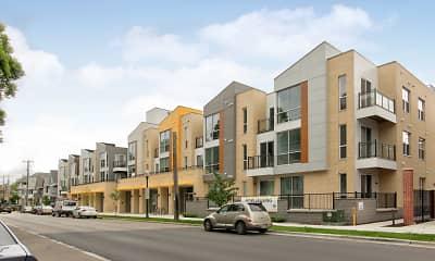 Building, 700 East Apartments, 0