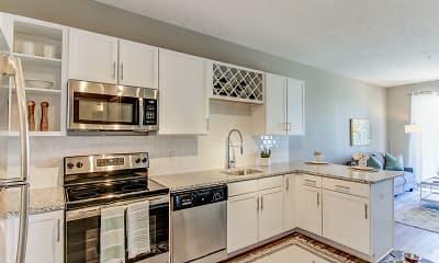Kitchen, Vivere at La Vista City Centre, 1