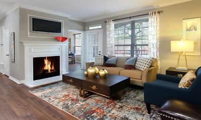 Living Room, Lenox Village, 0