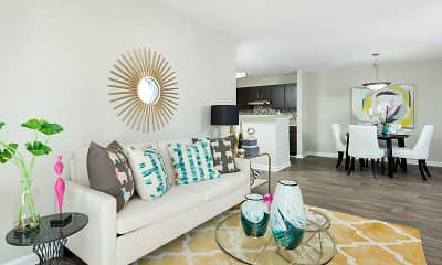 Living Room, Marbella Place, 0
