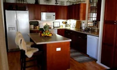 Kitchen, Island Palm Communities LLC, 2