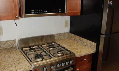 Kitchen, 2339 North Geneva Apartments, 1
