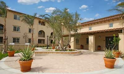 Clubhouse, Ventana Senior Apartment Homes, 1