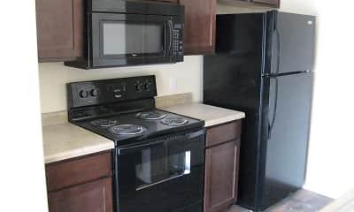 Kitchen, Brickgate Apartments, 1