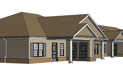 Building, Cottages at Indian Creek, 0