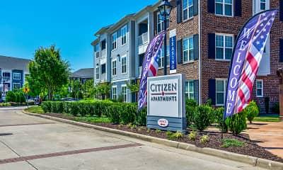 Community Signage, Citizen, 0