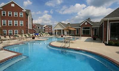 Pool, Arlington Park, 1