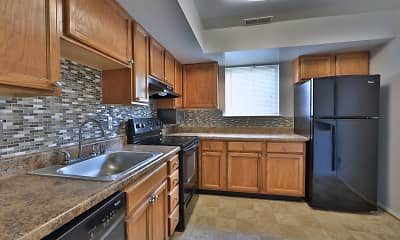 Kitchen, Willowood Apartment Homes, 0