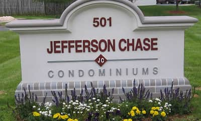 Community Signage, Jefferson Chase, 1