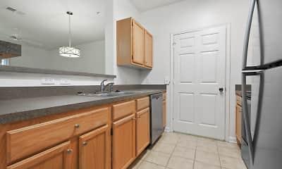 Kitchen, Summerhill Apartments, 2