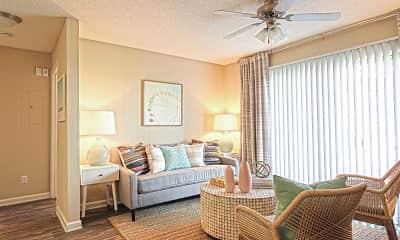 Living Room, Quad, 1