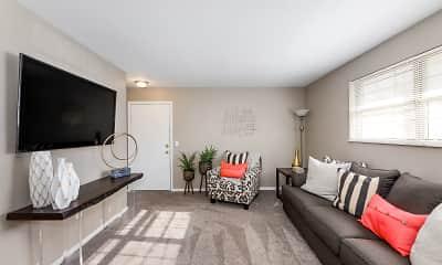 Living Room, Arbor Landing, 2