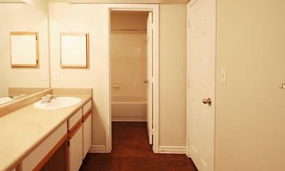 Bathroom, Hill Country Villas, 2
