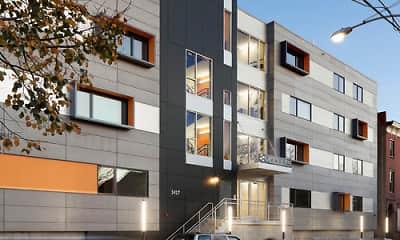 Building, Skyline Apartments - Student Housing, 1
