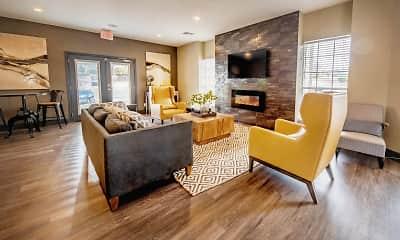 Living Room, Trinity, 1