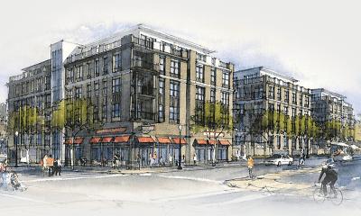 Building, Makley Place, 0