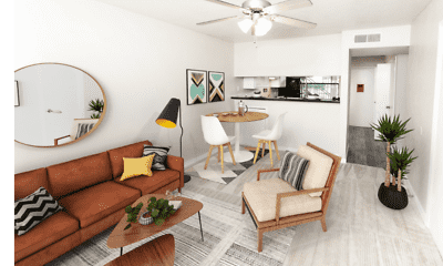 Living Room, The Grove at Southwood, 0