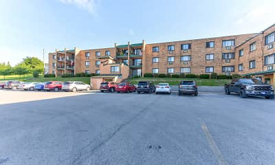 Building, Byre Mor Court Apartments, 1