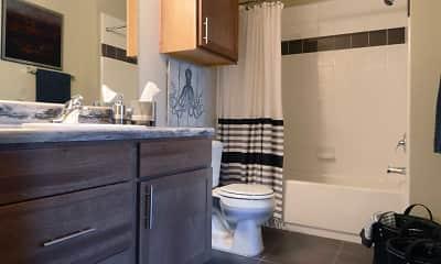 Bathroom, Icon At Norman, 2