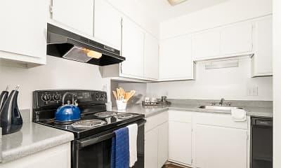 Kitchen, The Arlington, 0