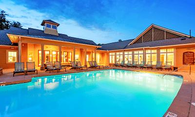Pool, Ansley Falls, 0