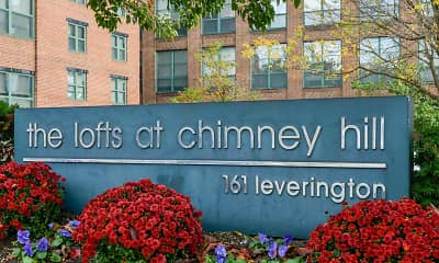Community Signage, The Lofts At Chimney Hill, 0