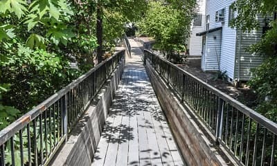Patio / Deck, Montclair Terrace, 2