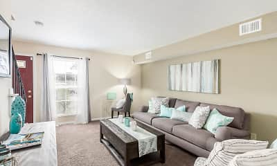 Living Room, Ashton Pines, 1