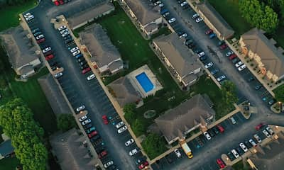 Pool, Lakeland Villa Apartments, 1