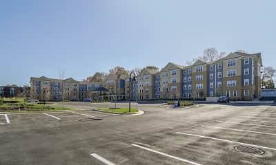 Building, Pointe View At Aspen Hill 62 & Older Senior Apartments, 1