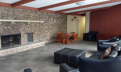 Clubhouse, Riverwood Apartments, 2