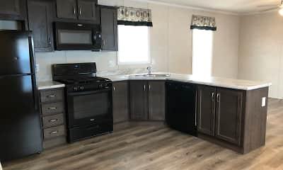 Kitchen, Troy Villa, 0