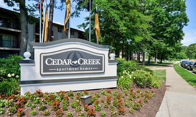 Cedar Creek Apartment Homes, 2