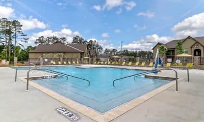 Pool, Grove Park Apartments, 0