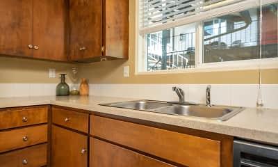 Kitchen, Sheldon Butte, 1