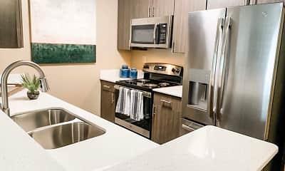 Kitchen, Crossgates I & II, 0