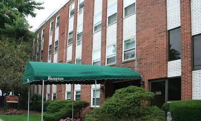 Building, Hampton House Apartments, 0