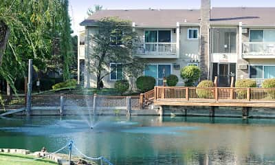 Lake, Natural Falls Resort Apartments, 1